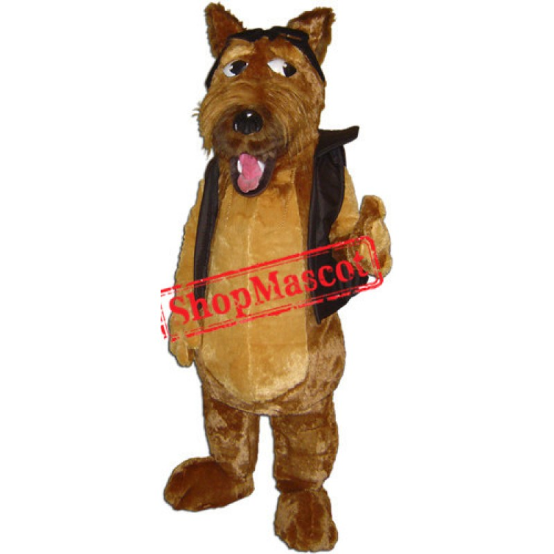 Funny Lightweight Dog Mascot Costume Free Shipping
