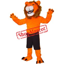 Glorious Lion Mascot Costume Free Shipping