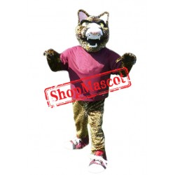 High School Jaguar Mascot Costume
