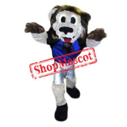 Happy Lightweight Lions Mascot Costume Free Shipping