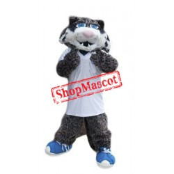 College Lightweight Wildcat Mascot Costume