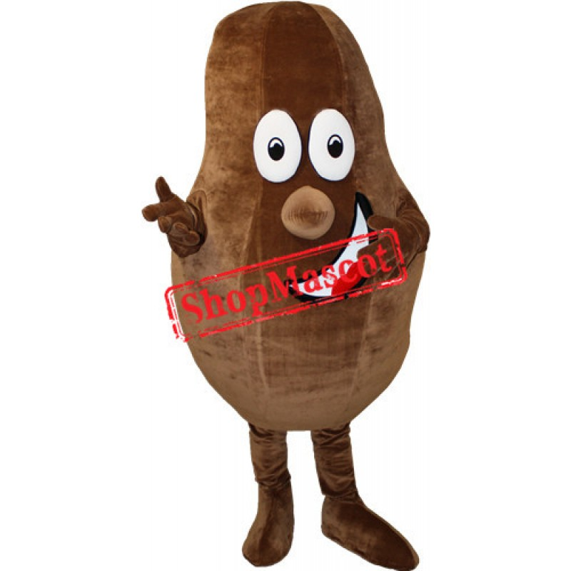 Happy Lightweight Potato Mascot Costume