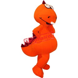 Funny Dragon Mascot Costume