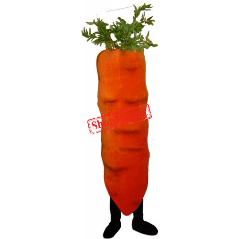 High Quality Carrot Mascot Costume