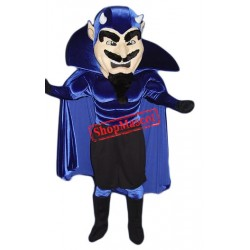Best Quality Blue Devil Mascot Costume