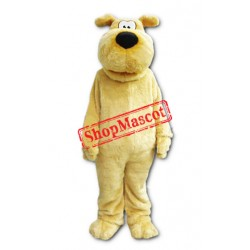 Little Furry Dog Mascot Costume