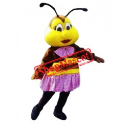 Beautiful Bee Mascot Costume