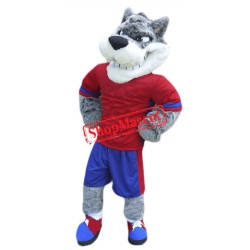 Best Quality Wolf Mascot Costume