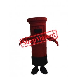 High Quality Mailbox Mascot Costume