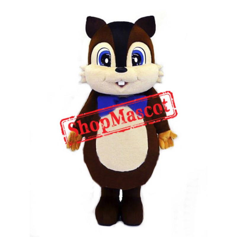 Lovely Lightweight Squirrel Mascot Costume