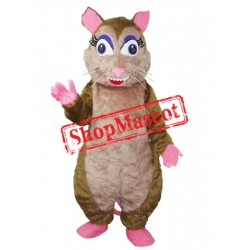 Lovely Rat Mascot Costume