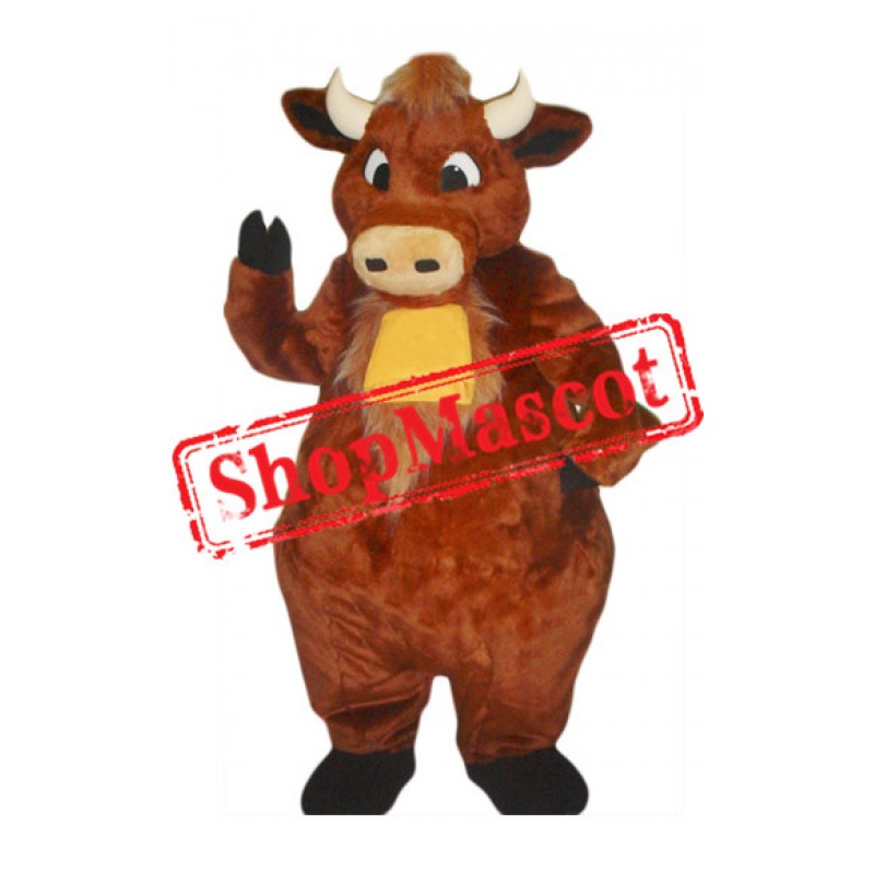 Best Quality Buffalo Mascot Costume