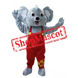 Happy Lightweight Koala Mascot Costume Free Shipping