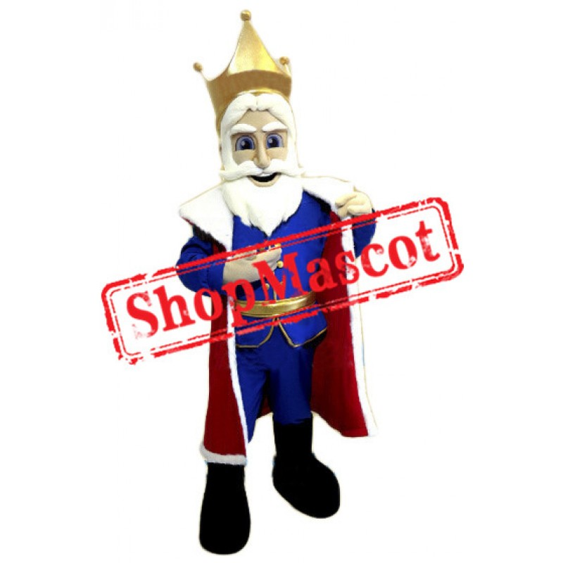 Old King Mascot Costume