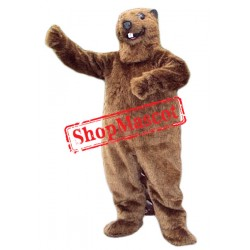 Best Quality Beaver Mascot Costume