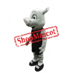 Best Quality Rhino Mascot Costume