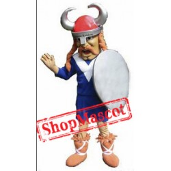 High Quality Viking Mascot Costume Free Shipping