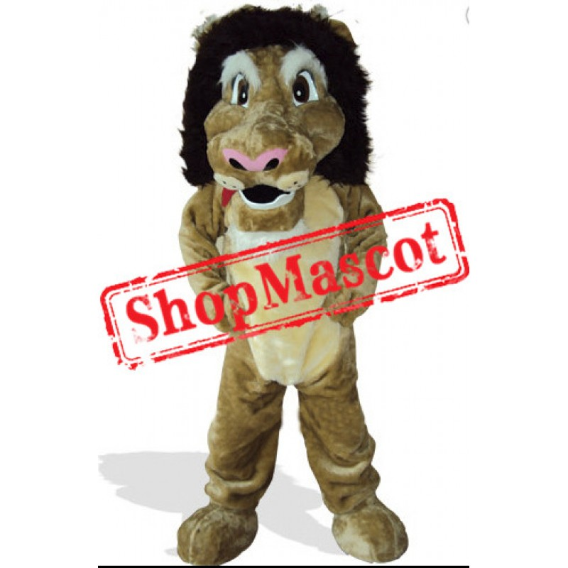 Lovely Lightweight Lion Mascot Costume