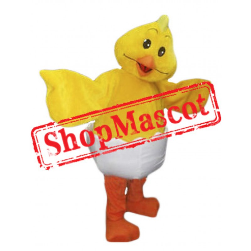 Egg Chicken Mascot Costume