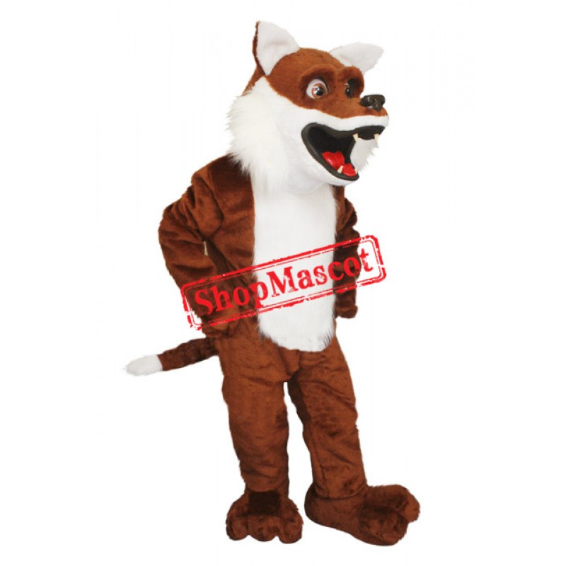 Lovely Lightweight Fox Mascot Costume