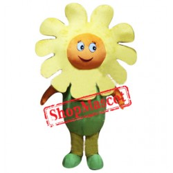 Cheap Sun Flower Mascot Costume