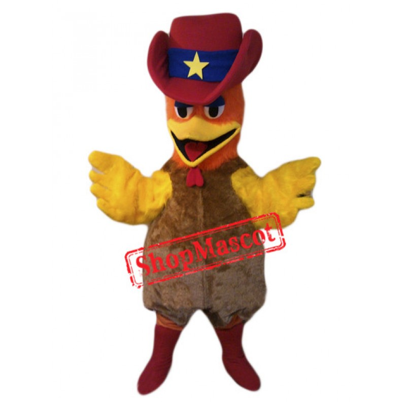 High Quality Chicken Mascot Costume Free Shipping