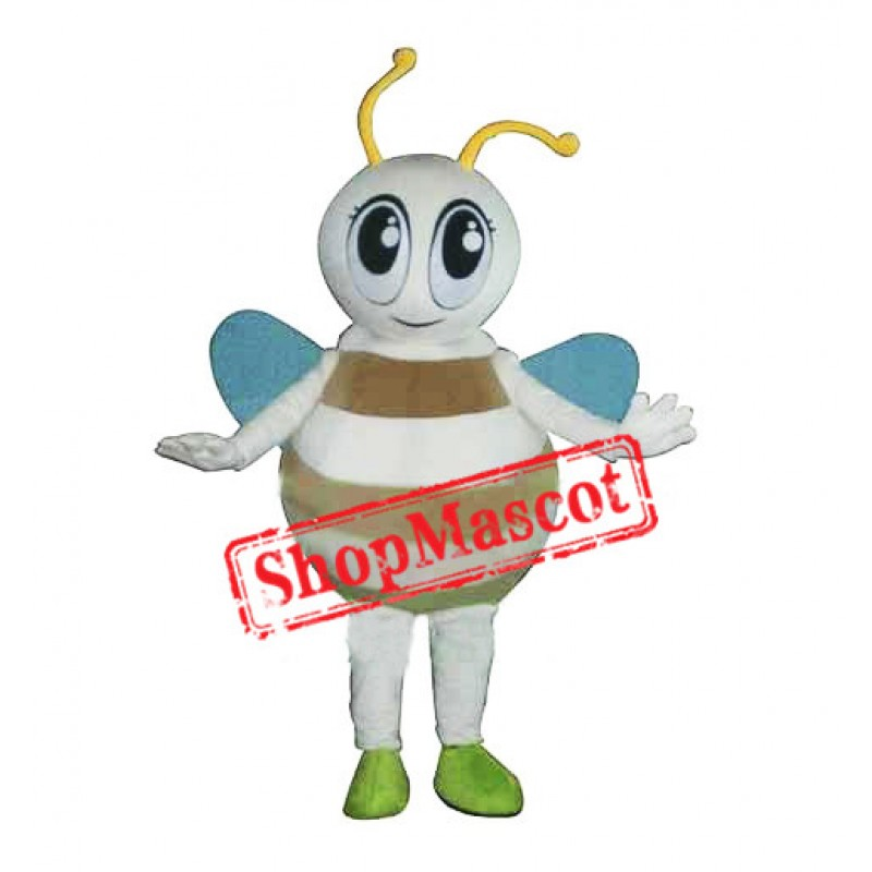 Honey Bee Mascot Costume Free Shipping
