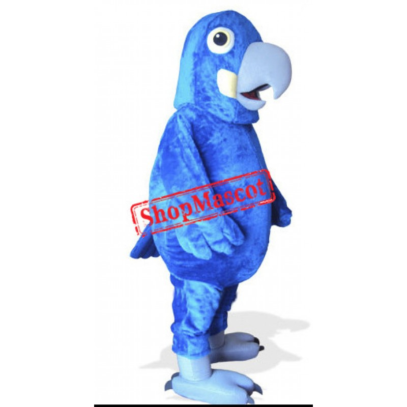 High Quality Blue Bird Mascot Costume