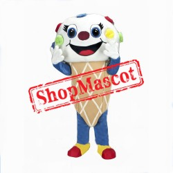 Cheap Ice Cream Mascot Costume