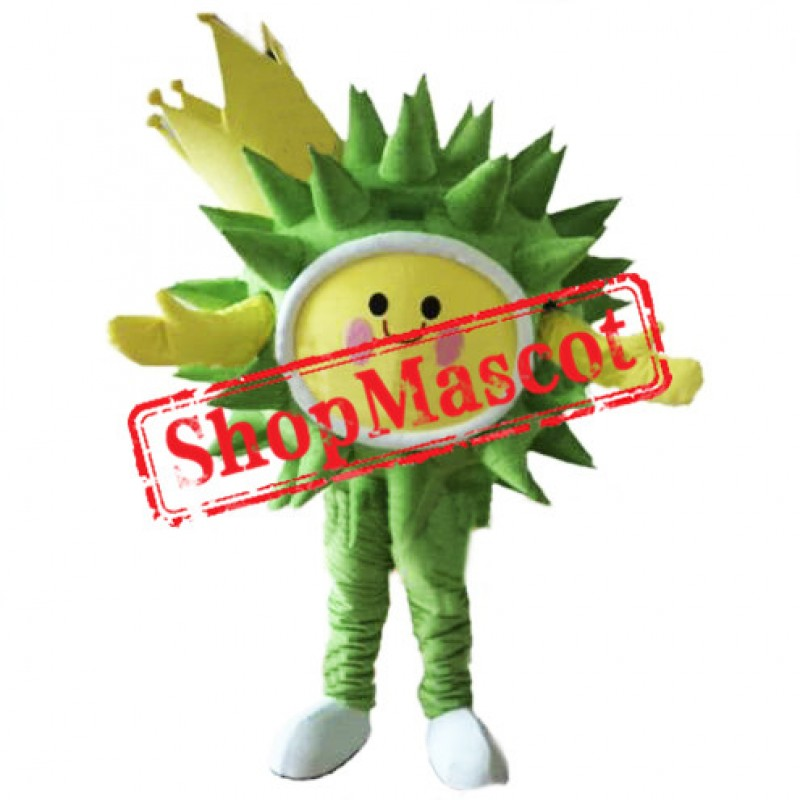 Durian Fruit Mascot Costume