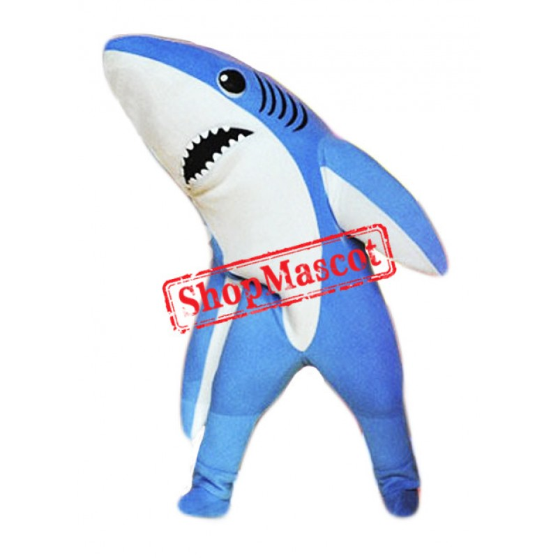 Best Quality Shark Mascot Costume