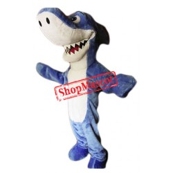 Professional Shark Mascot Costume