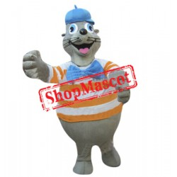 High Quality Sea Lion Mascot Costume