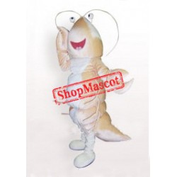 Shrimp Mascot Costume