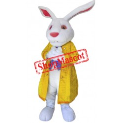 Elegant Rabbit Mascot Costume