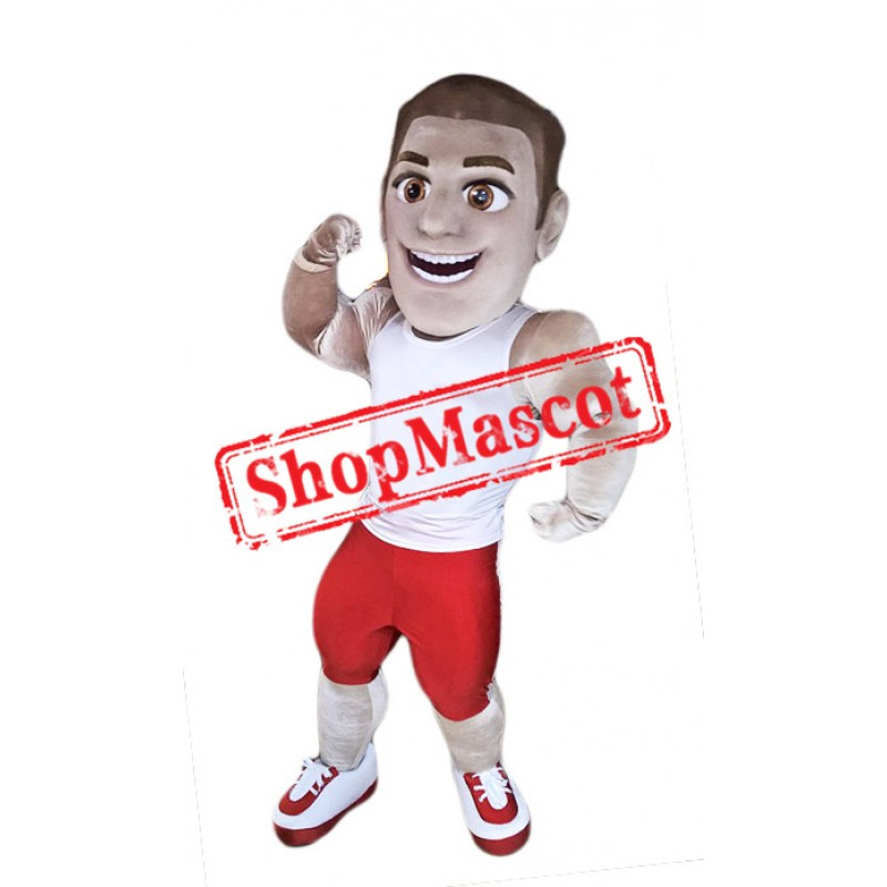 Athlete Mascot Costume
