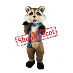 Cute Lightweight Raccoon Mascot Costume Free Shipping