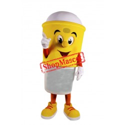 Happy Ice Cream Mascot Costume Free Shipping