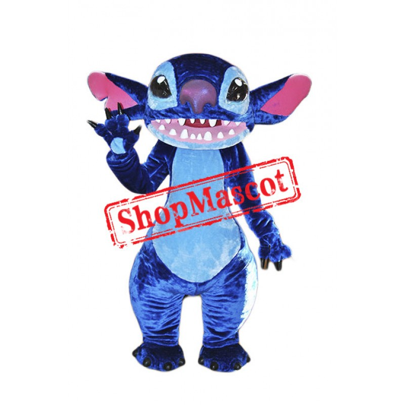 High Quality Stitch Mascot Costume