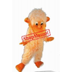 Little Cute Sheep Mascot Costume