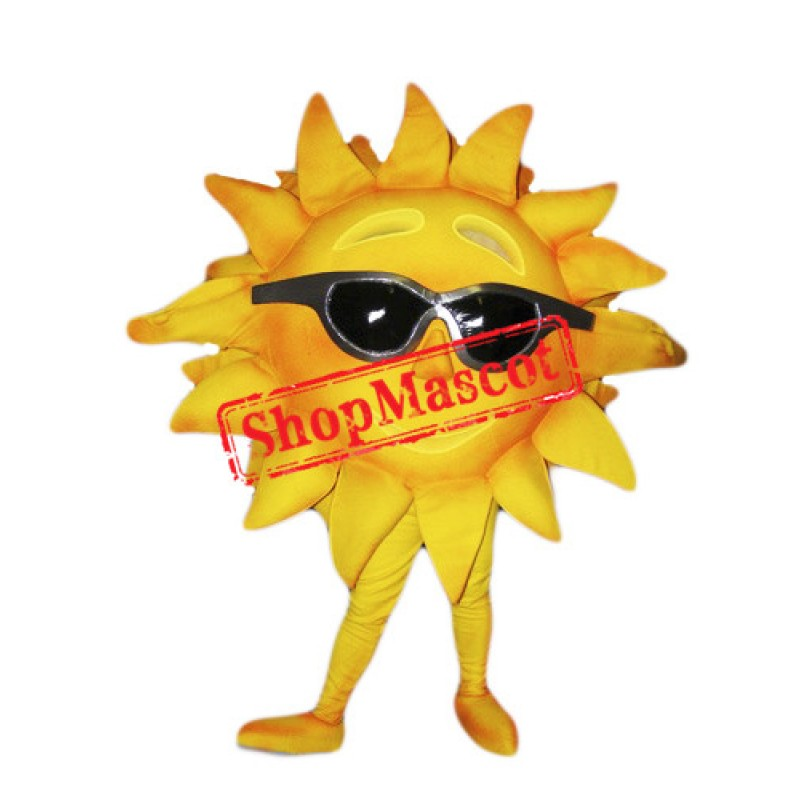 Best Quality Sun Mascot Costume