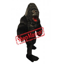 Power Gorilla Mascot Costume