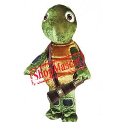 Super Cute Turtle Mascot Costume