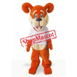 Super Cute Dog Mascot Costume