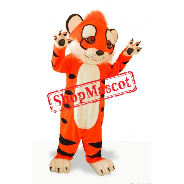 Top Quality Lightweight Tiger Mascot Costume