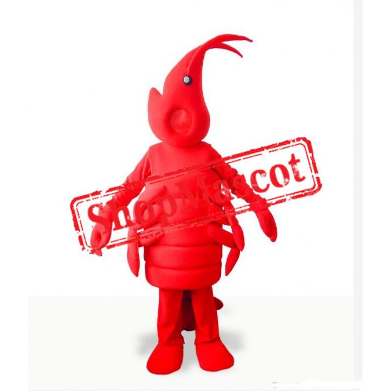 Top Quality Shrimp Mascot Costume