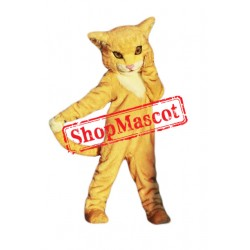 Top Quality Lightweight Cat Mascot Costume