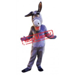 Top Quality Donkey Mascot Costume
