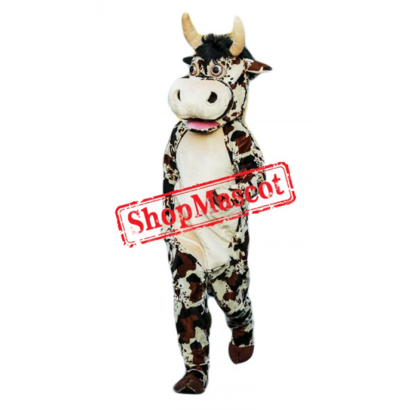 Top Quality Bull Mascot Costume