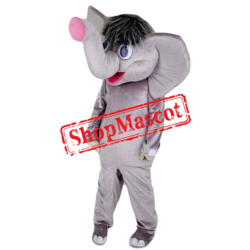 Top Quality Lightweight Elephant Mascot Costume